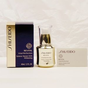 Shiseido Revital science serum AAA Whitening